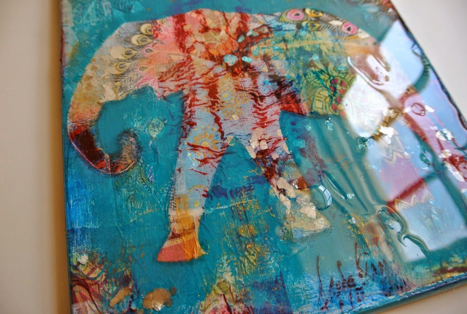 casting resin art