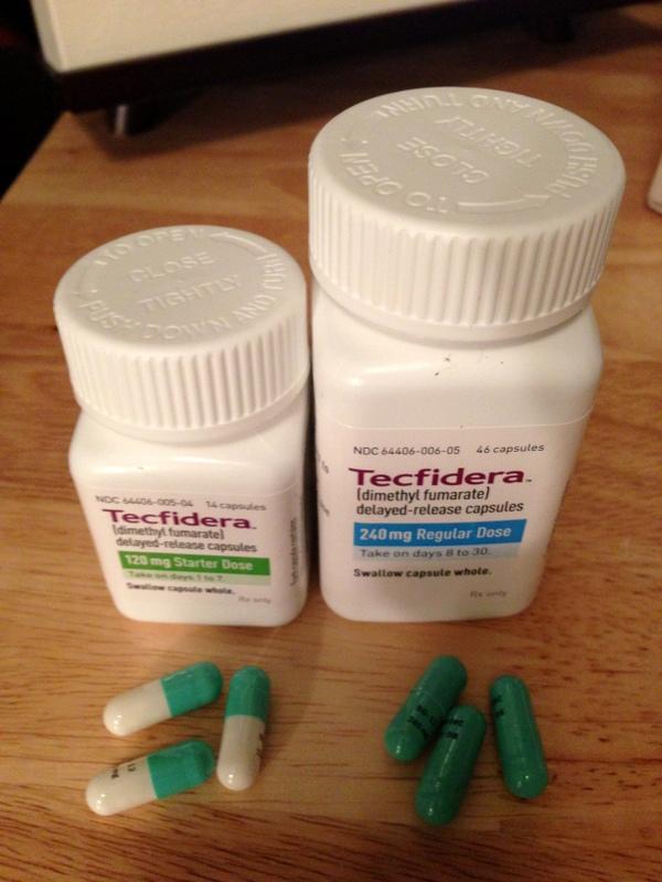 Jodi Bean's Blog: Tecfidera Update