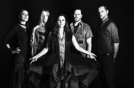 """Amy Lee y Evanescence mañana en Milán: """"El público italiano es absolutamente uno de los mejores"""""""