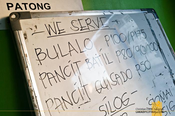 Noa's Diner Pancit Batil Patong QC