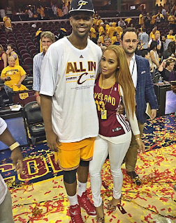 Tristan Thompson Ex Girlfriend Model Jordan Craig