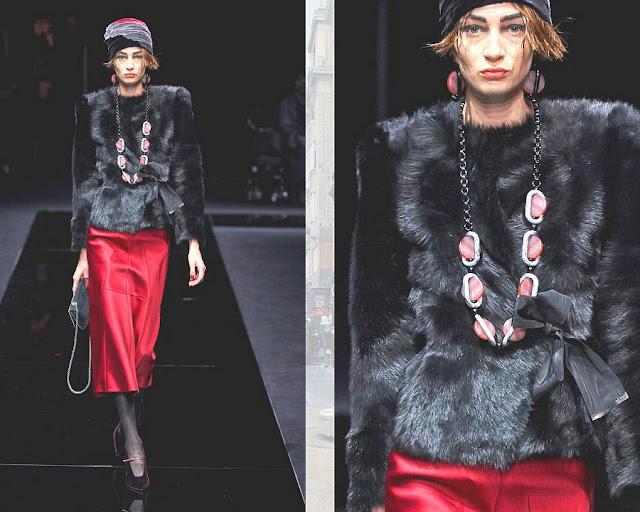 Giorgio Armani показ моды Pre-Fall 2020 7