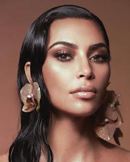 Kim Kardashian looks stunning in a glamorous video after returning from Wyoming to visit Kanye West