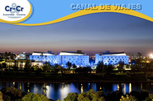 ► El Barceló Sevilla Renacimiento elegido hotel oficial de los premios Forqué