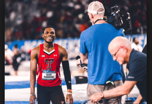 Nigerian Divine Oduduru Emerges World Fastest Man