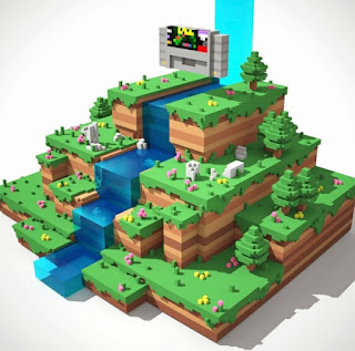 Voxel Art of the Month - November