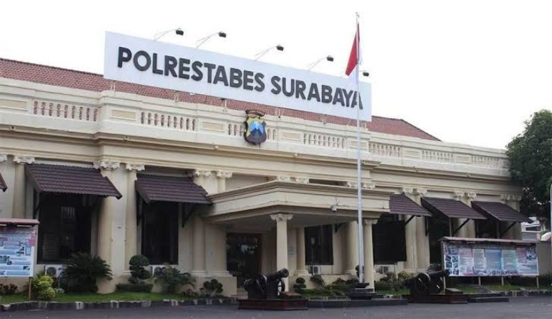 Sejumlah Anggota Polrestabes Surabaya Ditangkap Mabes Polri & Langsung Diangkut ke Jakarta, Ada Apa?