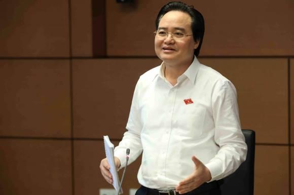 Bộ trưởng Phùng Quang Nhạ