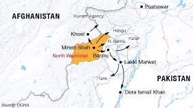 Pakistan's role against terrorism