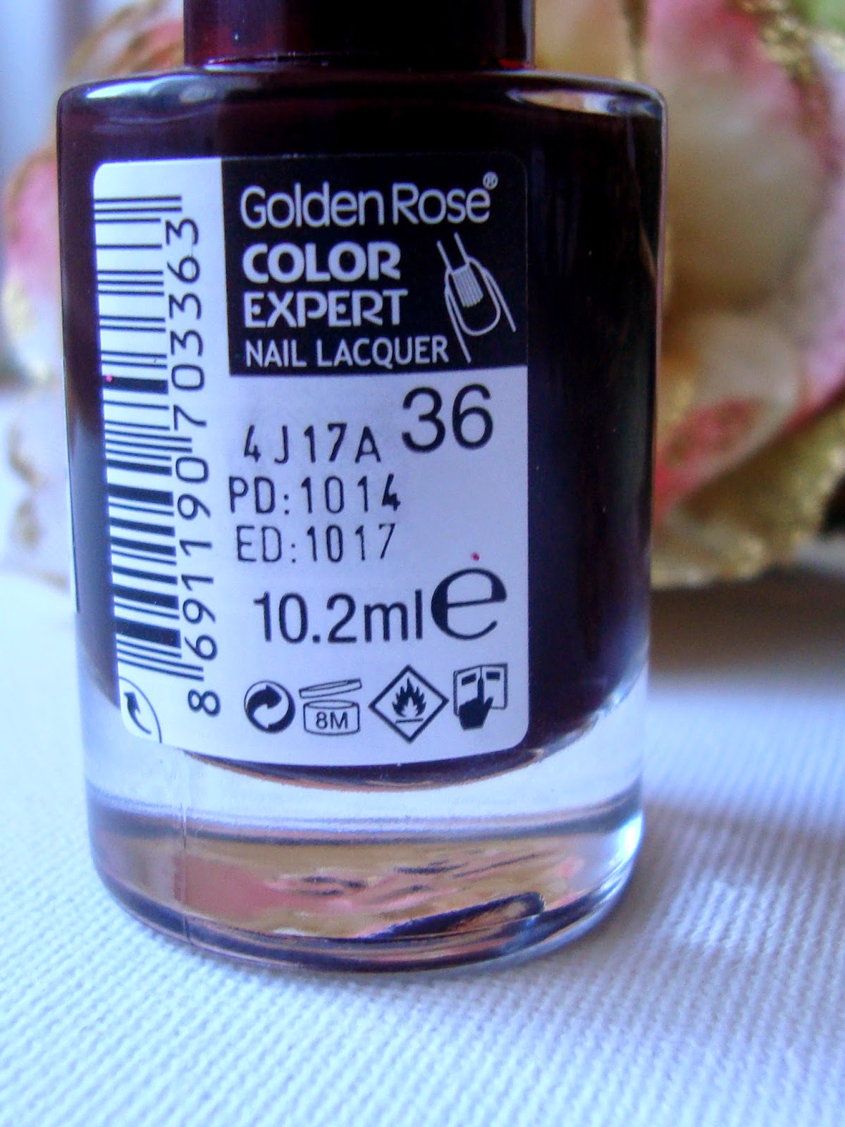 Golden Rose Color Expert 36
