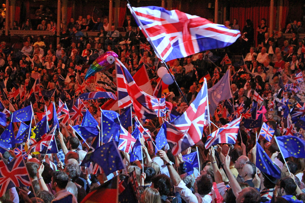 Last Night of the Proms 2017 - UK lifestyle & culture blog