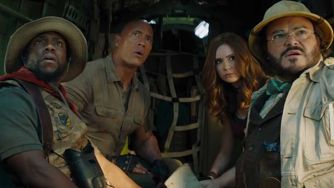 Jumanji 3 Full Movie Download & Watch Online Free in Hindi