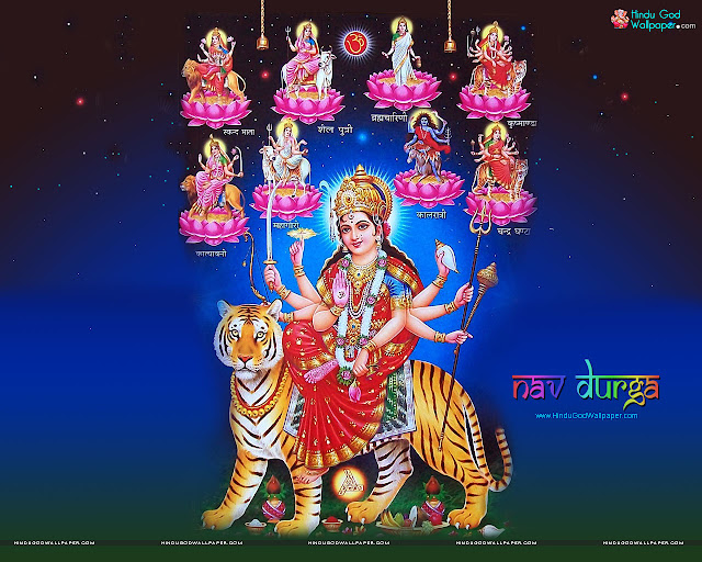 Nav durga Wallpaper HD