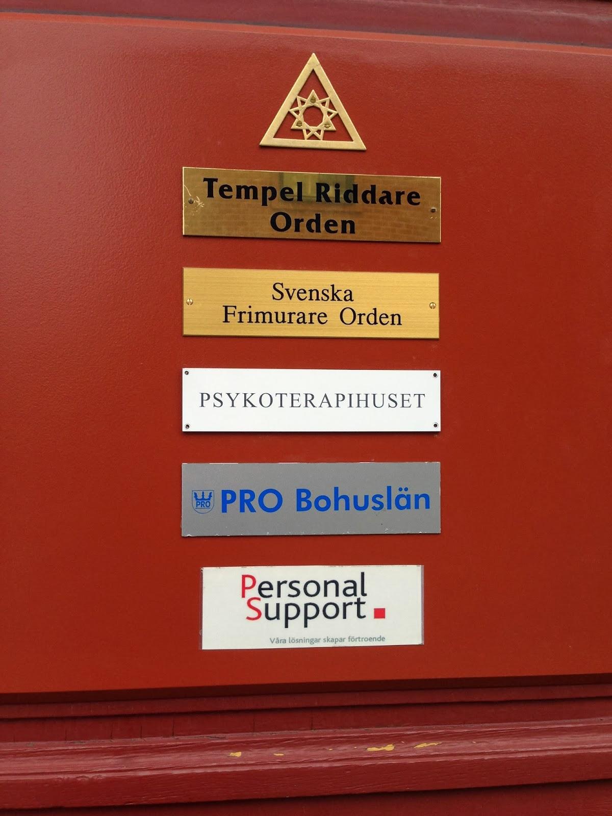 Idag kan man finna dessa namn  Tempel Riddare Orden a9f4ec3572754
