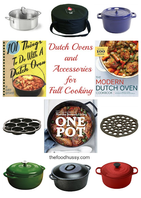 Food Hussy Tips The Best Dutch Ovens Amp Accessories For