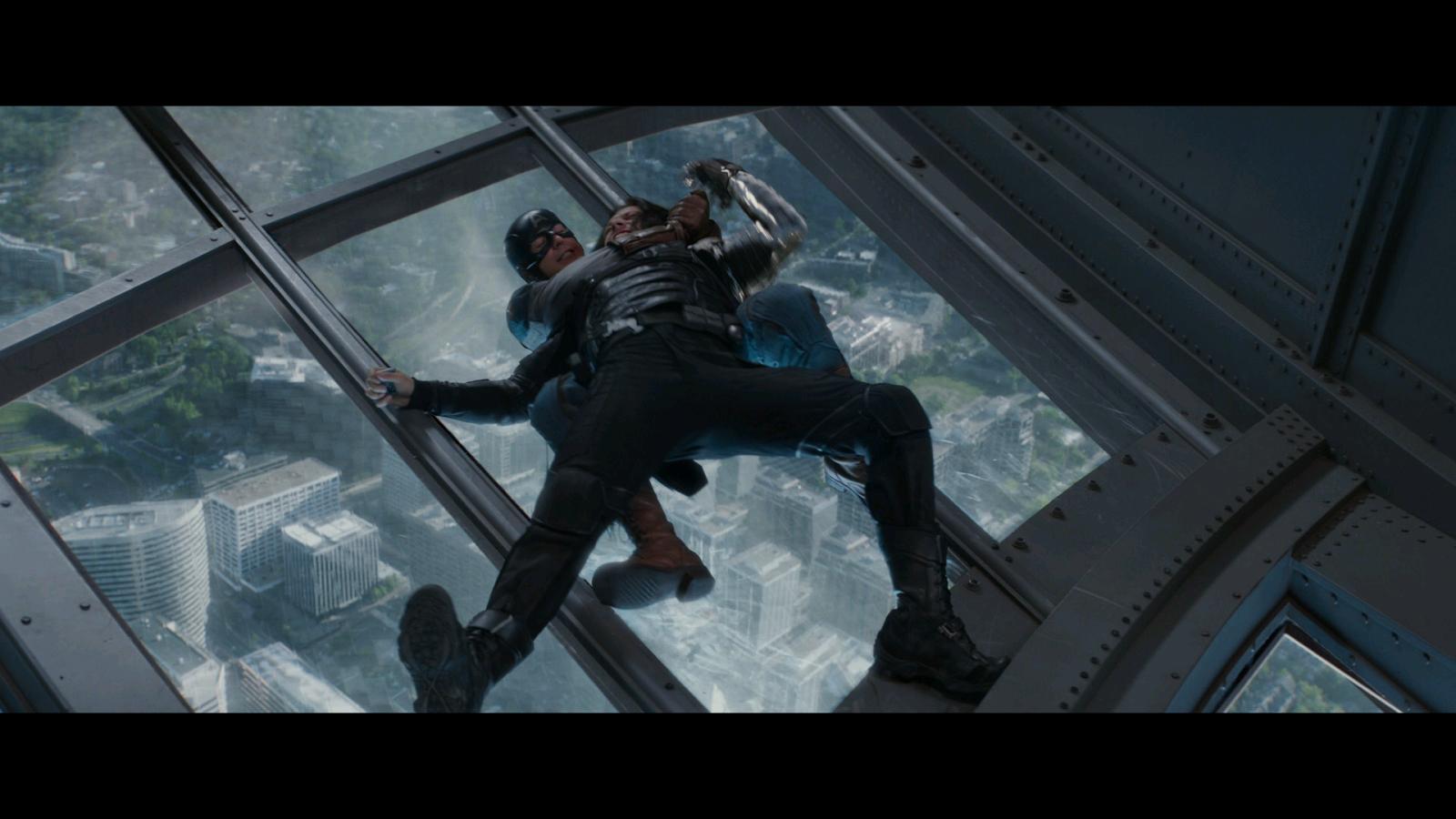 Capitan America El Soldado De Invierno (2014) 2D + 3D 1080p BD25