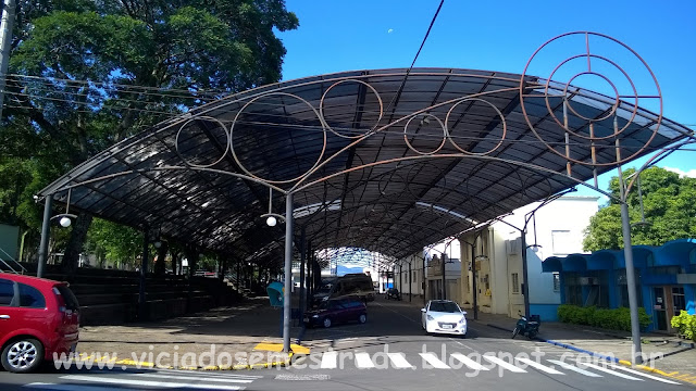 Rua Coberta de Arroio do Meio, Vale do Taquari