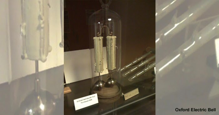 Oxford Electric Bell ― It's Has Been Running Almost Continuously For Over 180 years