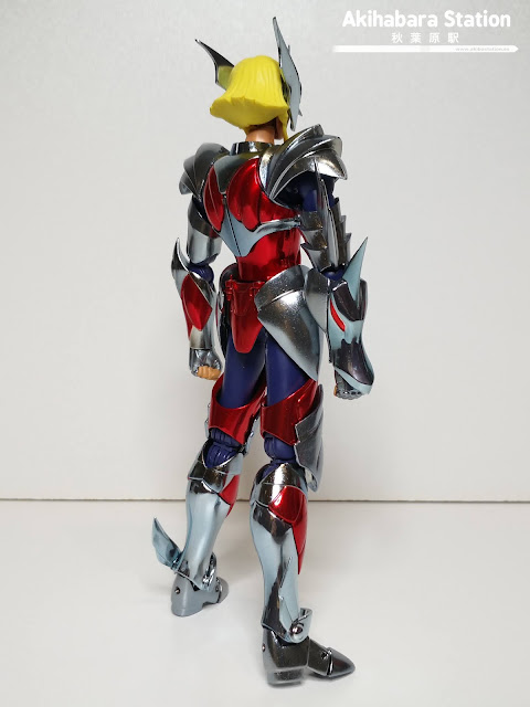 Review del Myth Cloth EX Beta Merak Hagen de Saint Seiya - Tamashii Nations