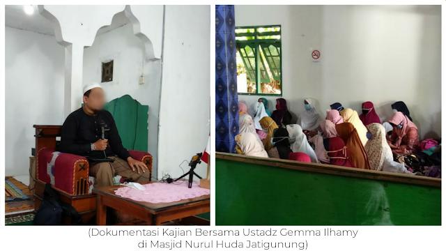 Kajian Masjid Nurul Huda Jatigunung