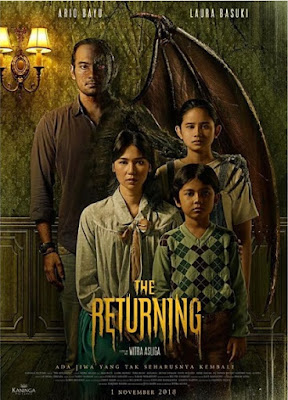 Sinopsis Film The Returning (2018)