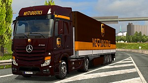 UPS pack for Mercedes MP4