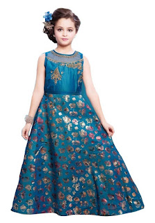 Kids Gown Buy wholesale price 2019 latest Design