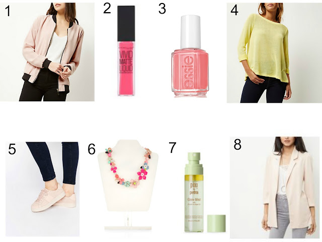 Wishlist Wednesday - Fashion And Beauty Wishlist