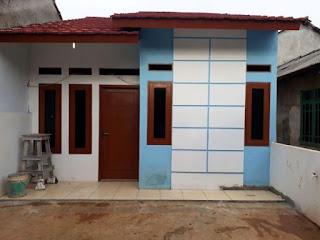 Rumah murah aman di Citayam