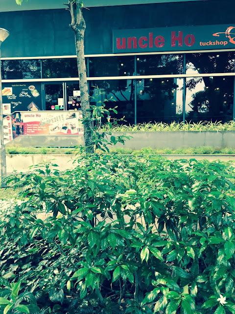 Uncle Ho Tuckshop, Pasir Panjang Road