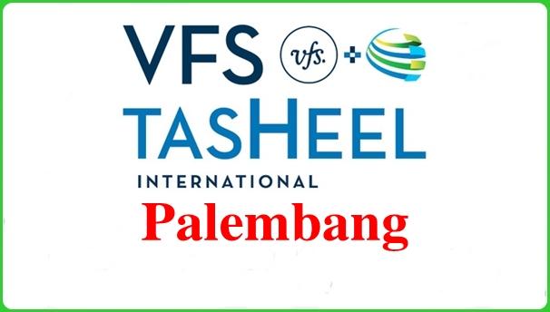Kantor VFS Tasheel Rekam Biometrik Untuk Umroh di Palembang