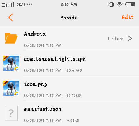 Pubg Mobile Obb File Name - Premium Android