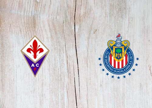 Fiorentina vs Guadalajara - Highlights 17 July 2019