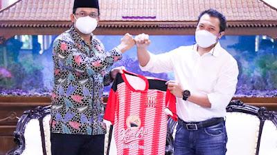 Deltras Masuk Divisi 3, Gus Muhdlor Dukung Bangkit Lagi