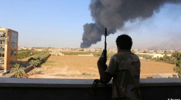 Se cumple noveno aniversario de la intervención militar en Libia