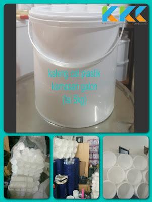 Ember Plastik kemasan 5kg
