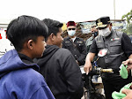 Wagub Jawa Barat Uu Ruzhanul Sidak Masker di Situ Gede Kota Tasikmalaya