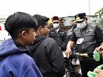 Wagub Jawa Barat Uu Ruzhanul Sidak Masker di Situ Gede Kota Tasikmalaya