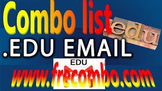COMBO LIST EDU 20K VALID 100%