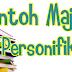 Kumpulan Contoh Majas Personifikasi Terlengkap