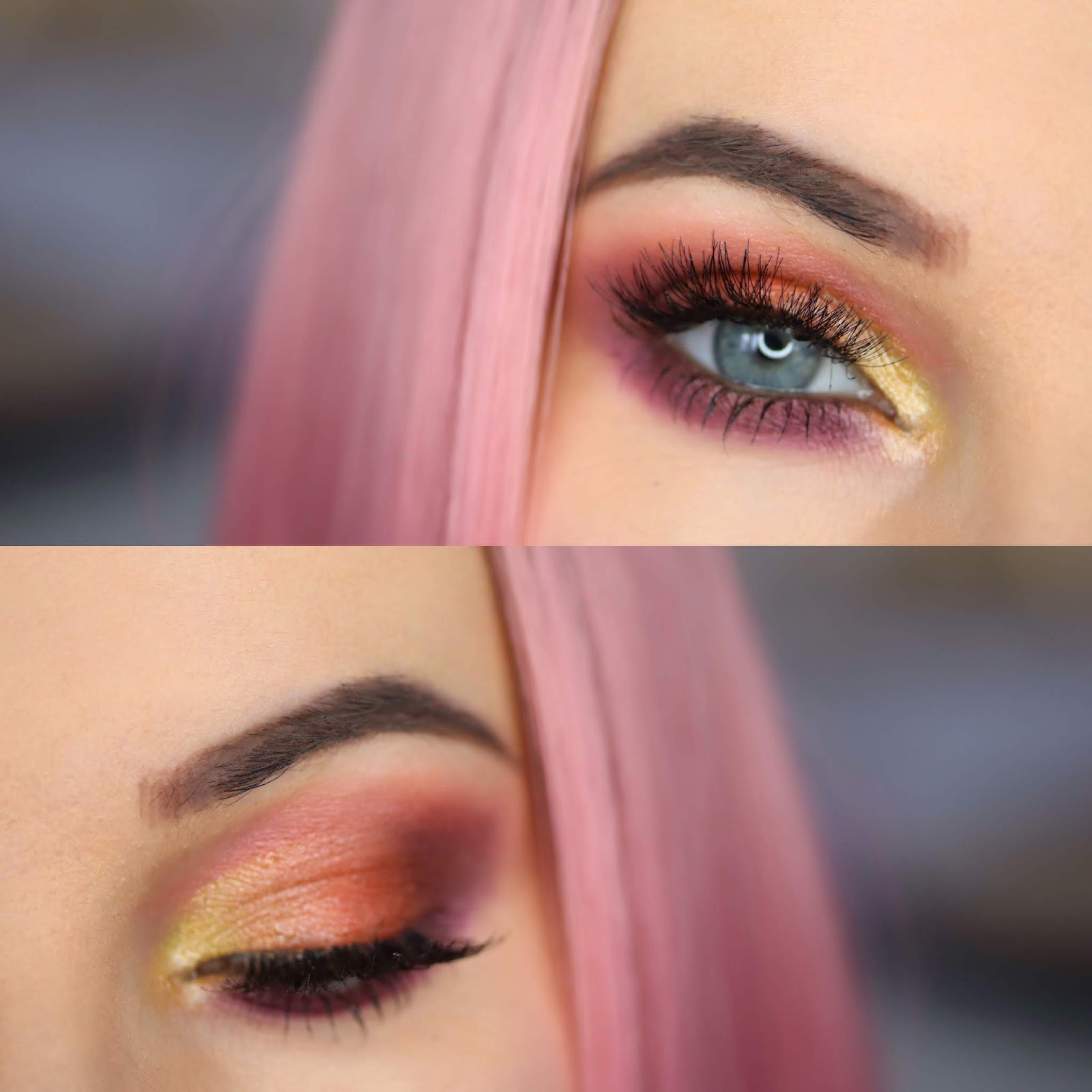 Summer Half Cut Crease - Morphe Makeup