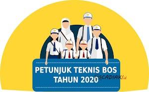 Permendikbud No. 19/2020 tentang Perubahan Juknis BOS Reguler No. 8/2020