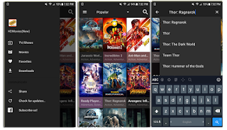 Cinema HD v2.0.7 Update 2 MOD APK