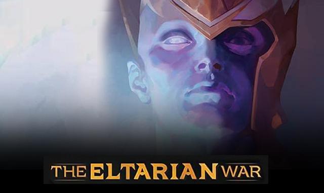 Revelado inicio e fim do próximo dos quadrinhos de Power Rangers - The Eltarian War