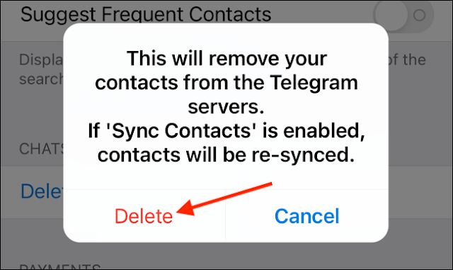 How to Use Telegram Without Sharing Your Contacts
