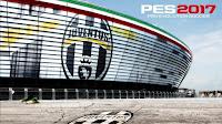 PES 2017 Juventus Graphic Menu