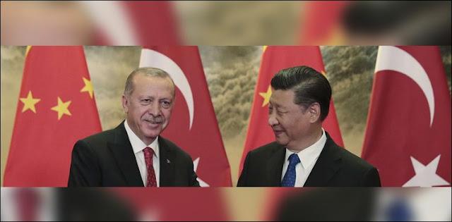 Yugur Muslim is living prosperous in China, President of Urduaan