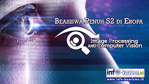 Beasiswa Penuh S2: Image Processing and Computer Vision