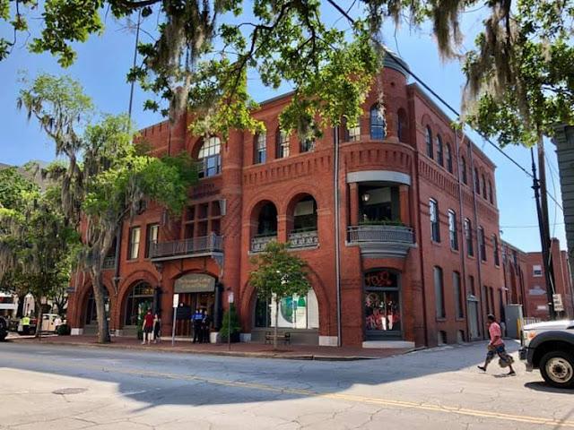 The Savannah College of Art and Design - Savannah, Ga