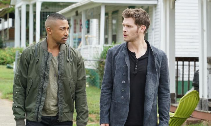 The Originals - Episode 5.04 - Between the Devil and the Deep Blue Sea - Promotional Photos + Press Release